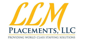 LLM Placements, LLC - Providing World Class Staffing Solutions Logo